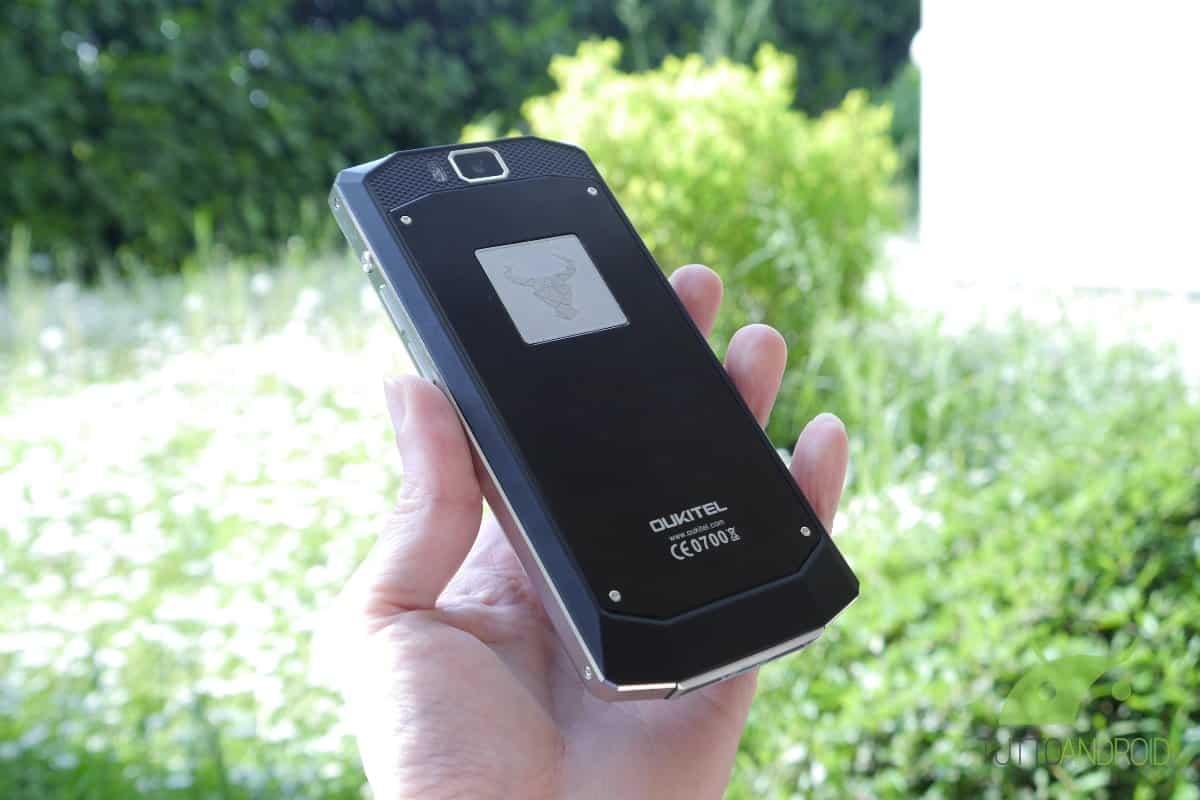 Smartphone Oukitel K 10000