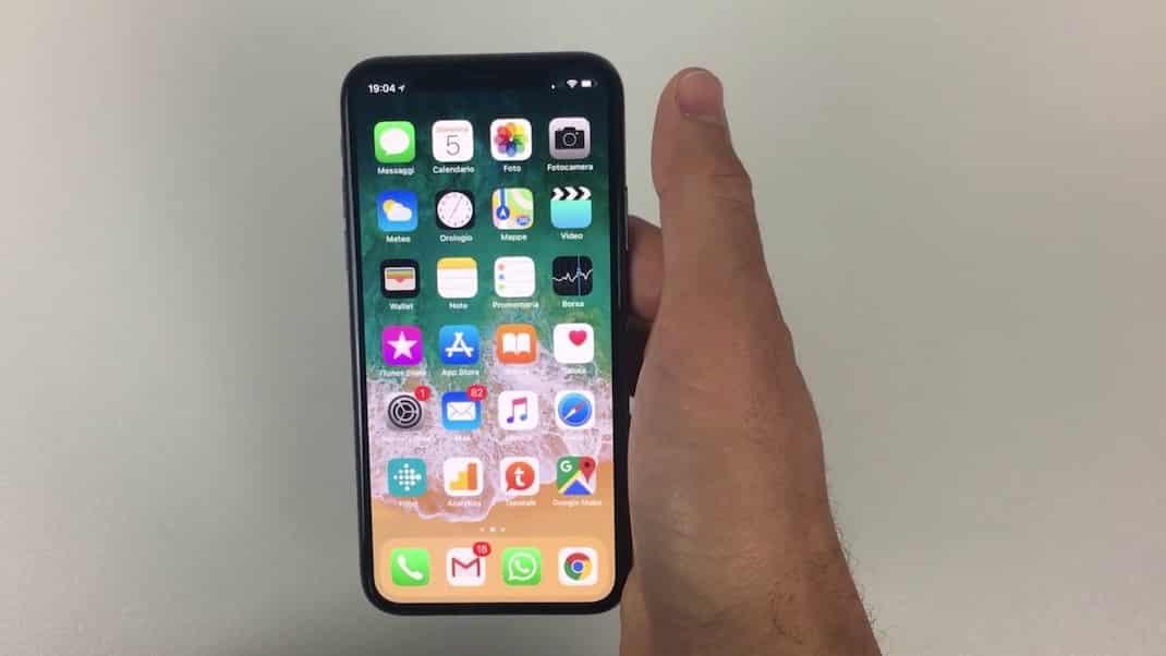 Scopri tutti i modi per vedere la percentuale della batteria sui nuovi iPhone