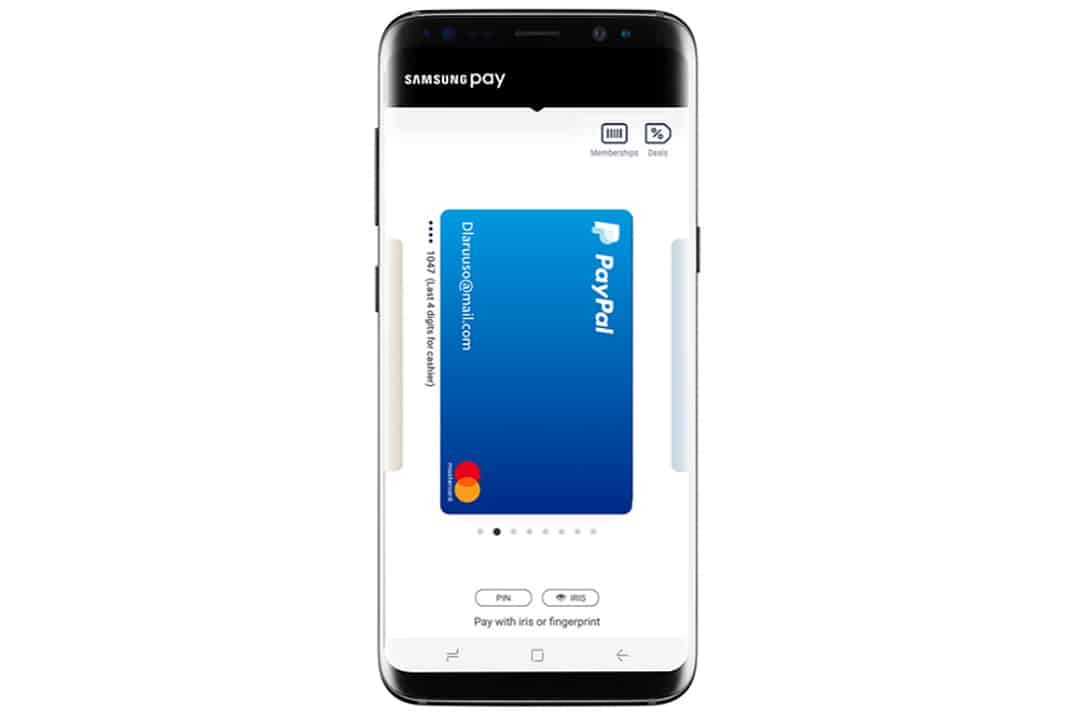 Come configurare Samsung Pay