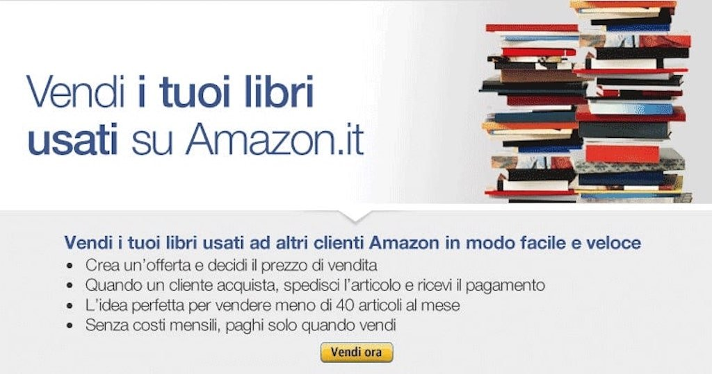 Come vendere libri ed ebook su Amazon