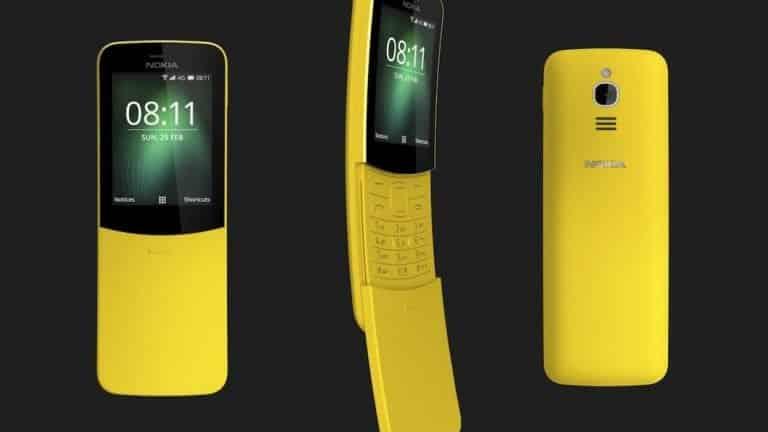 Recensione Nokia 8110: è ritornata la banana