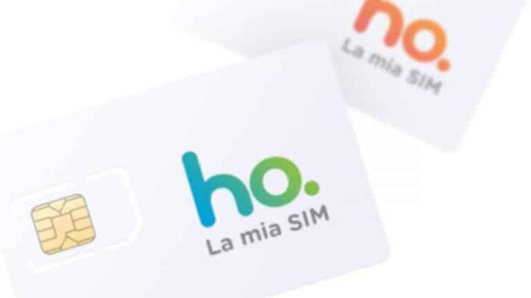 Offerta ho. Mobile a 6,99 euro euro sta per scadere