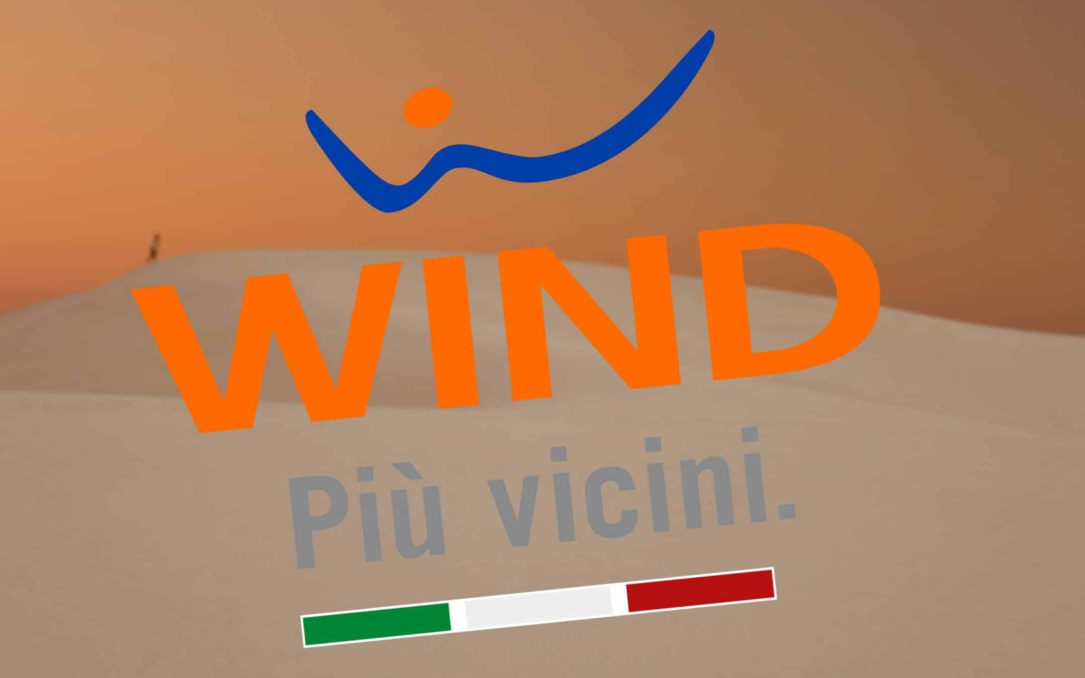 Wind: 50 GB e chiamate illimitate a 6,99 euro