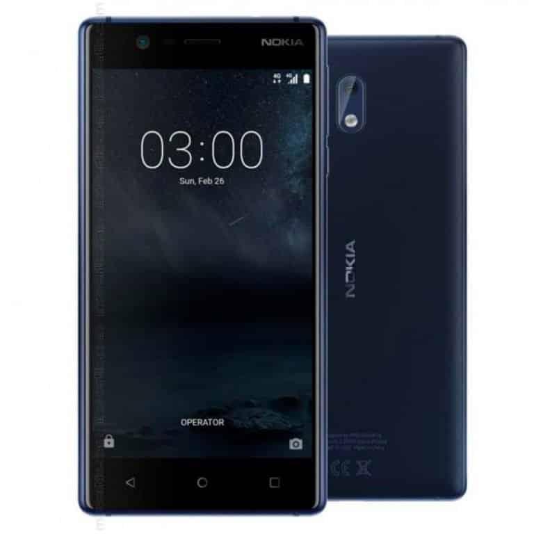 Nokia 3 in sconto su Amazon