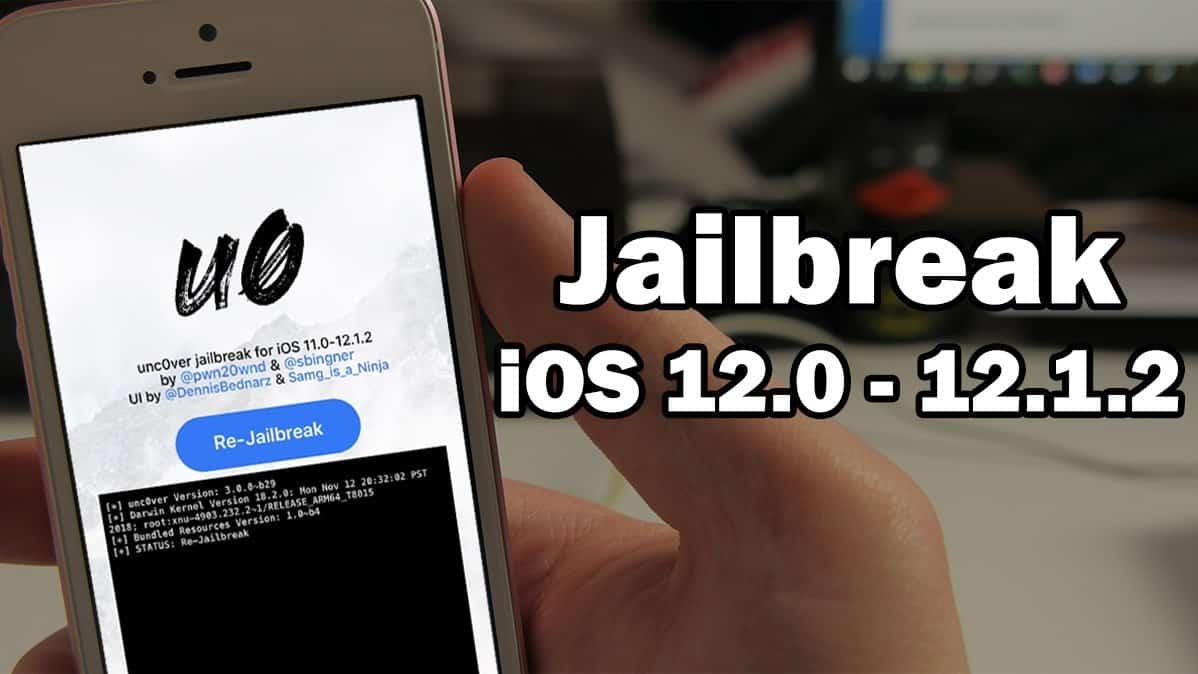 Come eseguire il Jailbreak di iOS 12 / 12.1.1 / 12.1.2