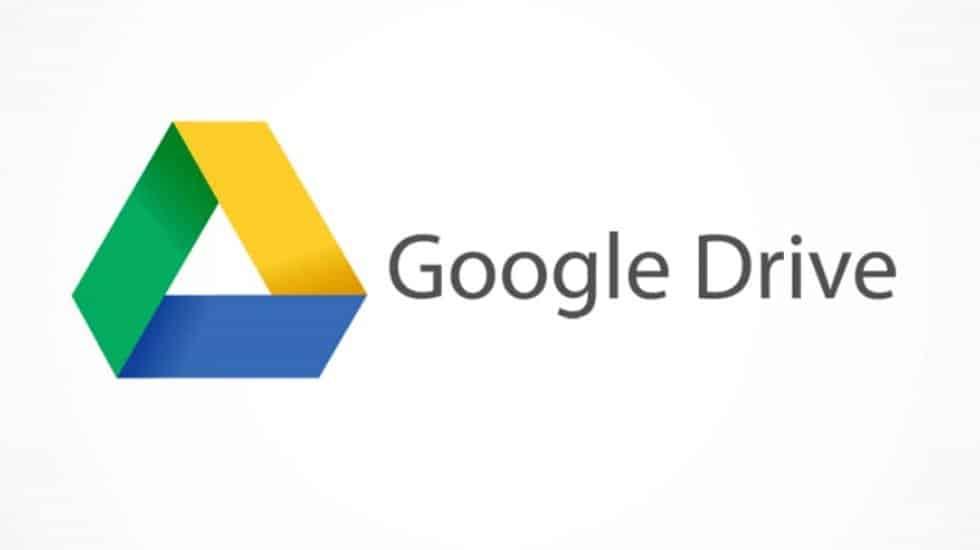 Modifica piano Google Drive