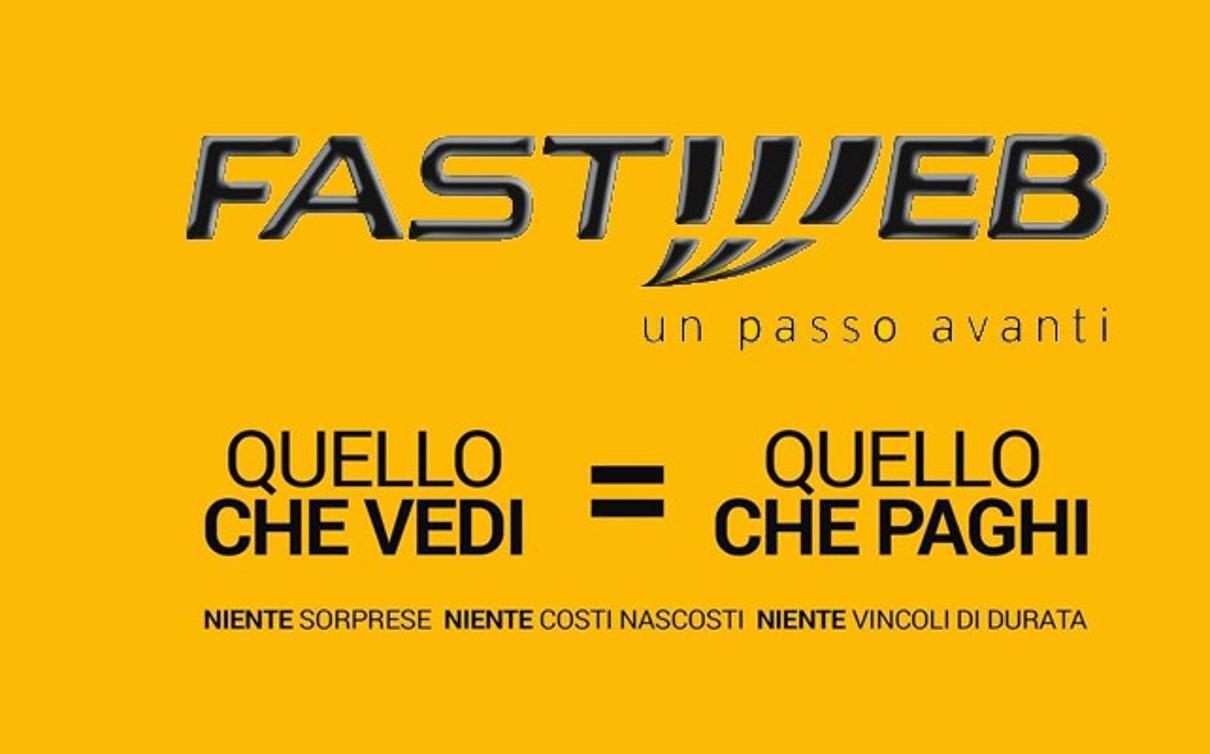 Offerta ricaricabile Fastweb Mobile