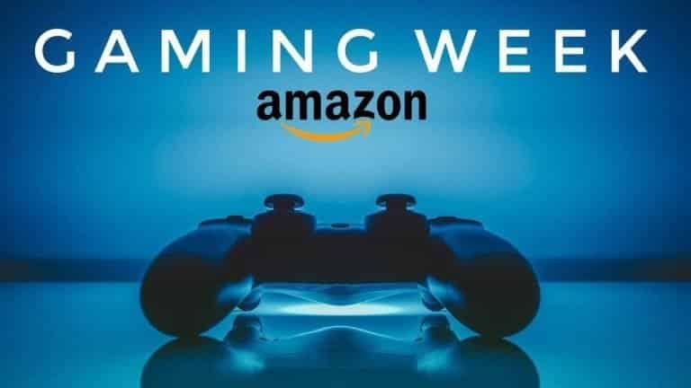 Amazon Gaming Week: sconti su notebook, PC e accessori
