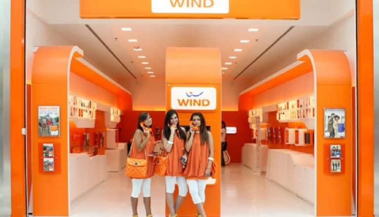 Passa a Wind: nuova tariffa con minuti illimitati e 40GB