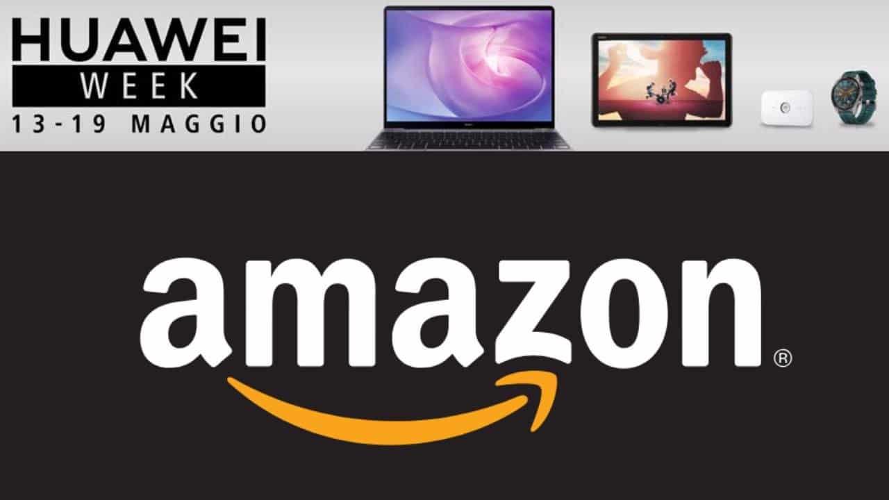Promozione Amazon Huawei