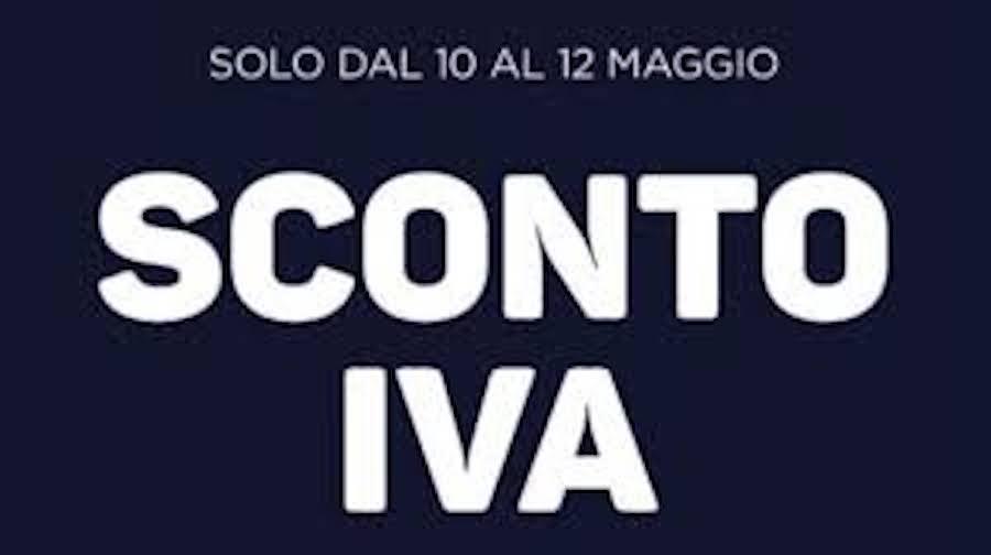 Promo imbattibile Weekend NO IVA Unieuro valida online