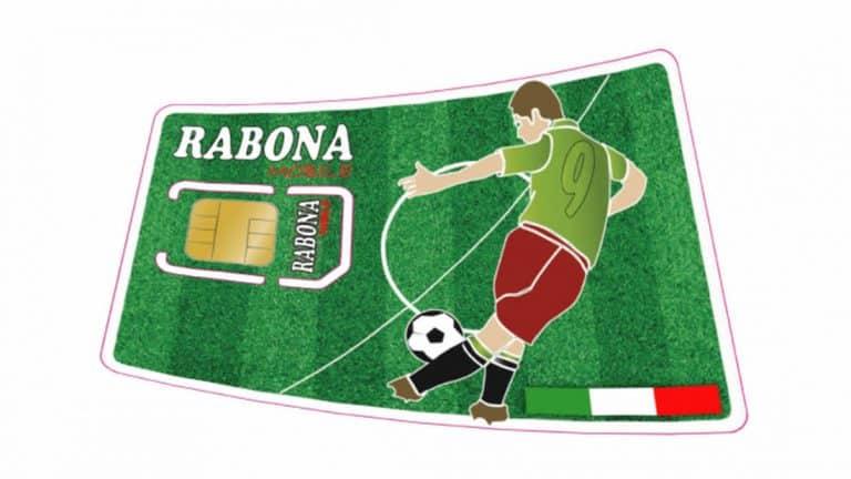 Rabona Mobile: Assist e 2Fisso da 4,99 euro al mese