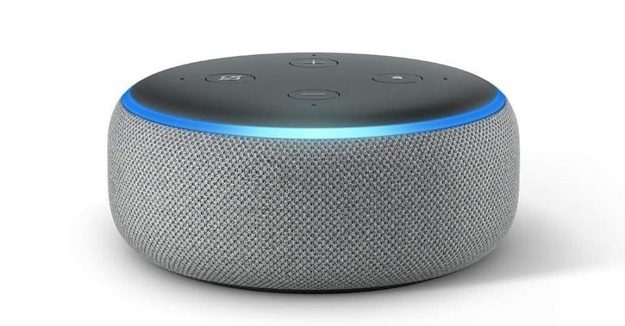 Amazon Echo Dot in offerta ad un prezzo stracciato