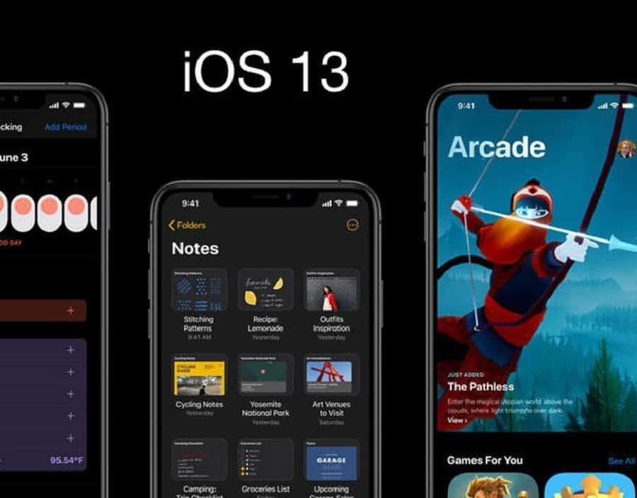 iOS13: tutte le novità Apple