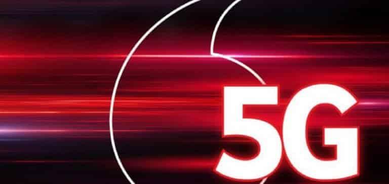 Vodafone 5G: smartphone a costo zero per i nuovi clienti