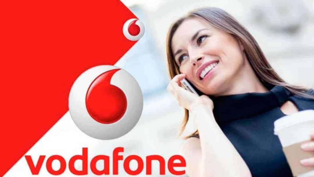 Nuova offerta dell'operatore mobile vodafone