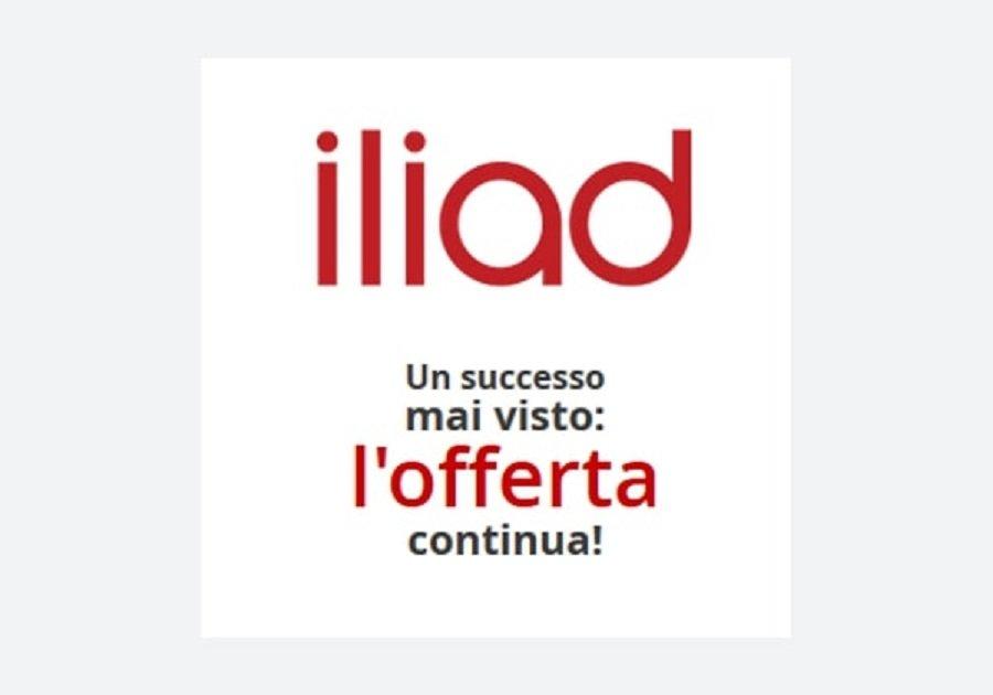Iliad Giga 50: la migliore convenienza a soli 7,99€