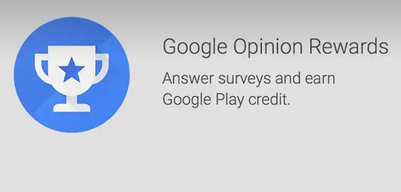 App per guadagnare con i microjob: Google Opinion Rewards