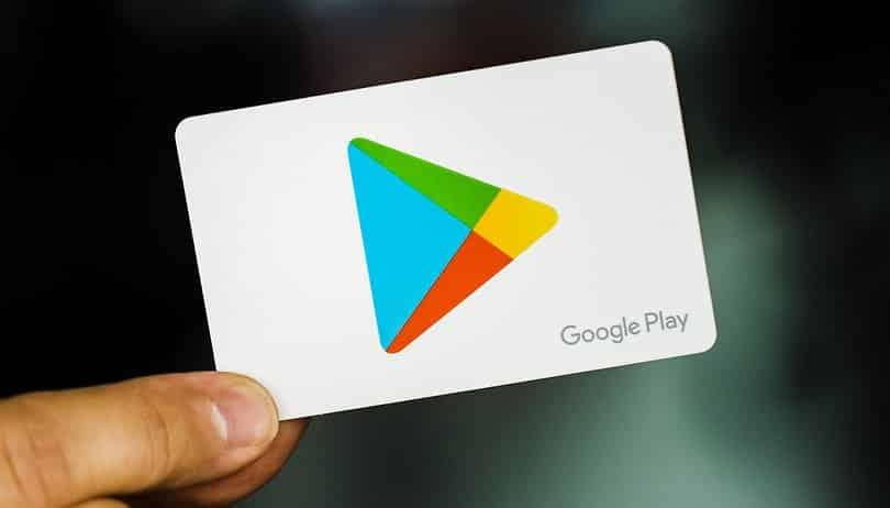 Immagine del Play Store di Google con app e giochi in offerta