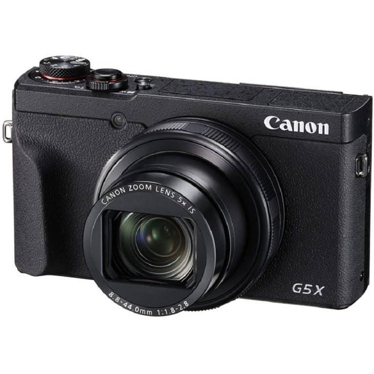 Recensione: Canon PowerShot G5 X e G7