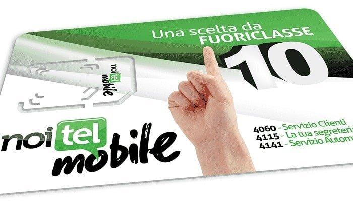 Noitel Mobile offerte