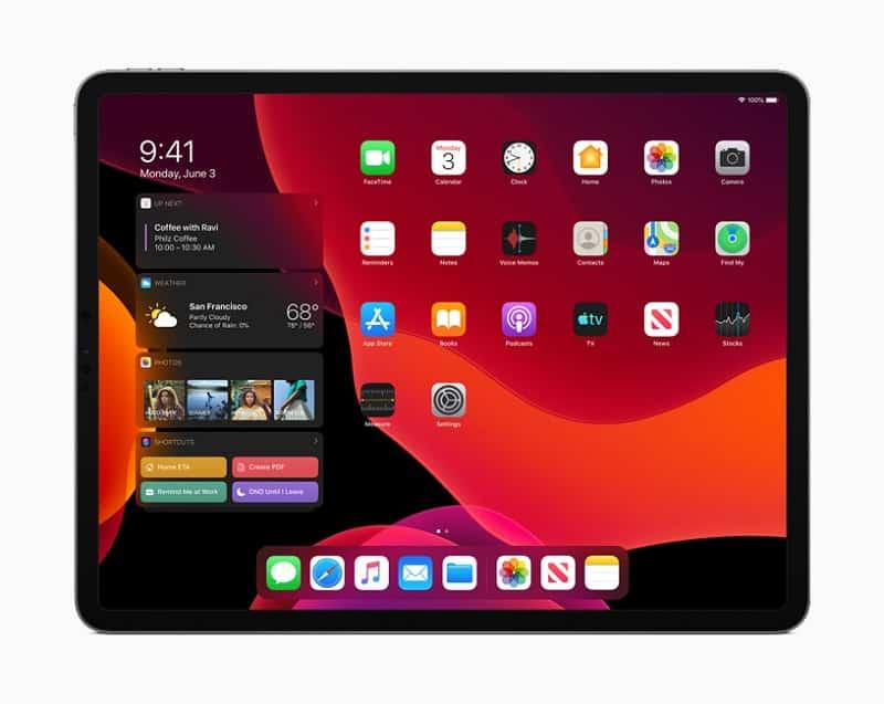 iPadOS: tutte le novità del nuovo sistema operativo