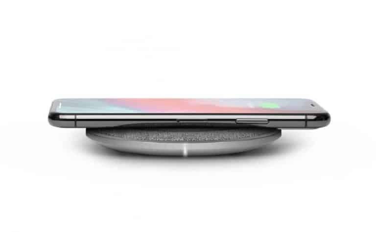 Moshi Porto Q 5K: la ricarica wireless elegante