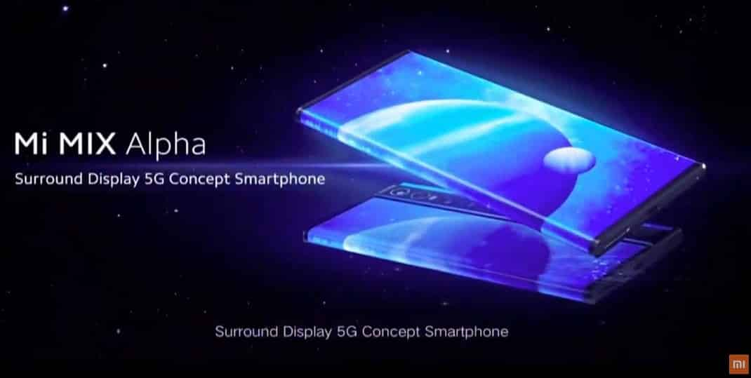 Sembra venire dal futuro lo smartphone avvolgibile di Xiaomi