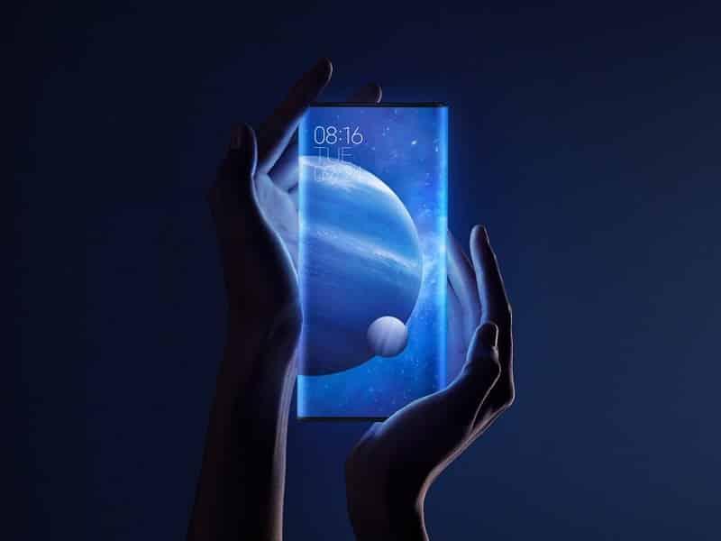Xiaomi Mi MIX Alpha: il primo smartphone avvolgente