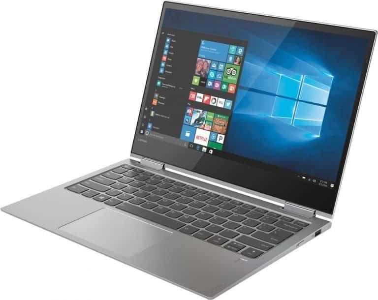 Recensione del notebook Lenovo Yoga 730