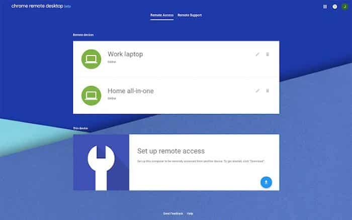 Google: come avere il controllo remoto da smartphone o pc