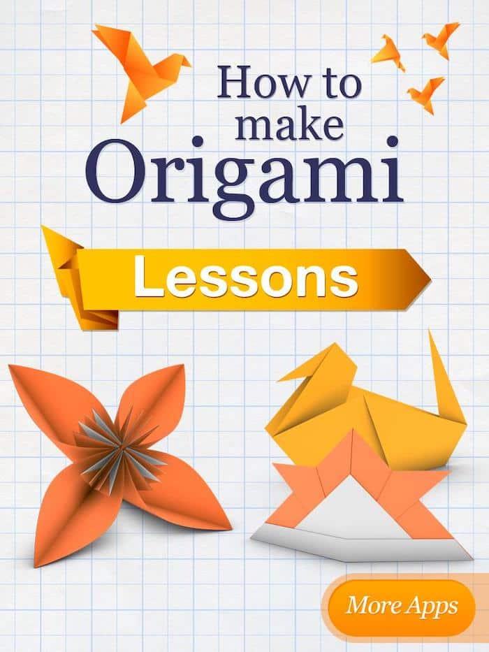 Come fare origami: l'app che ti aiuta passo per passo