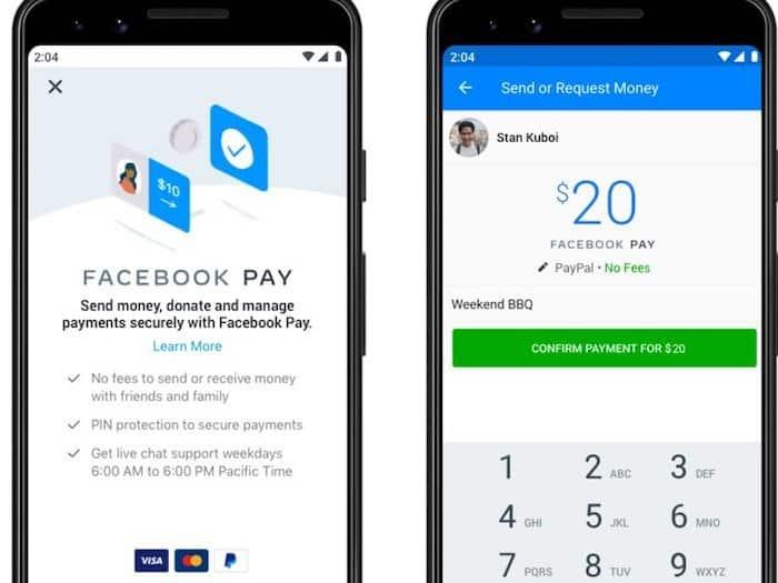 Facebook Pay è ufficiale: come funziona e dove usarlo