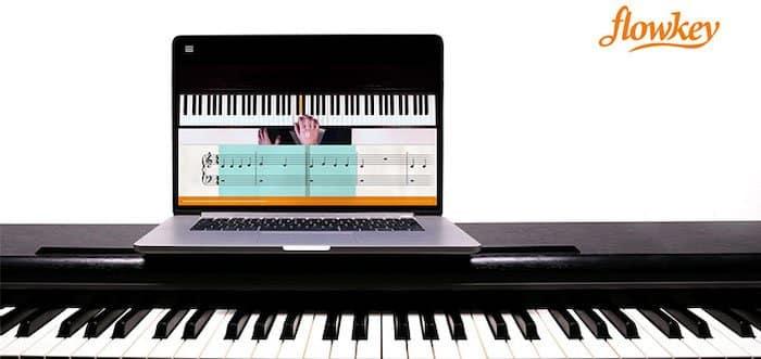 Flowkey, come imparare a suonare il pianoforte