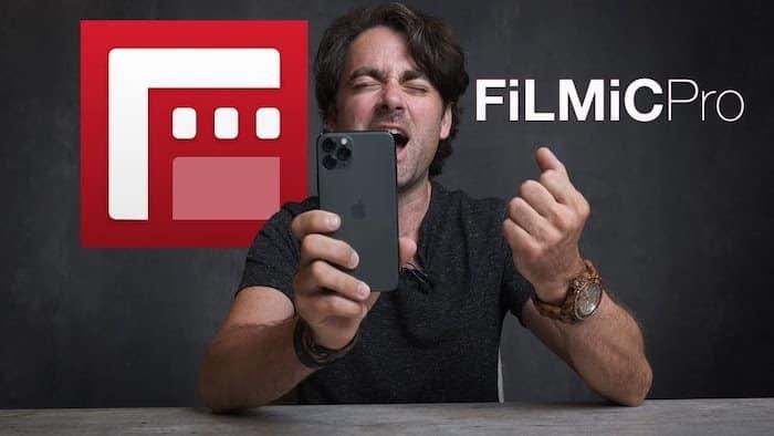 Filmic Pro è l'app che rende perfetti i tuoi video