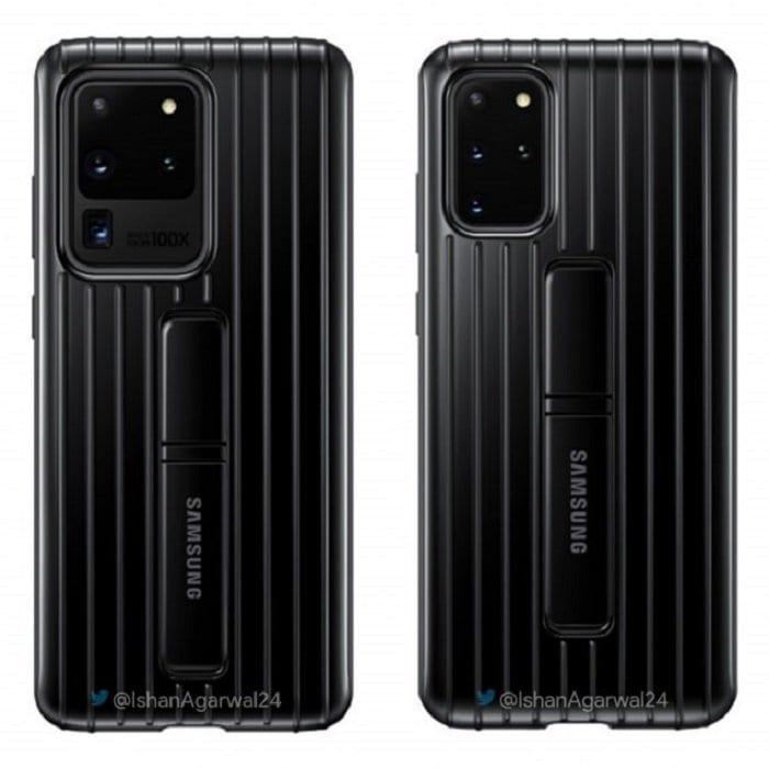 Samsung Galaxy S20: nuove immagini, dettagli e cover