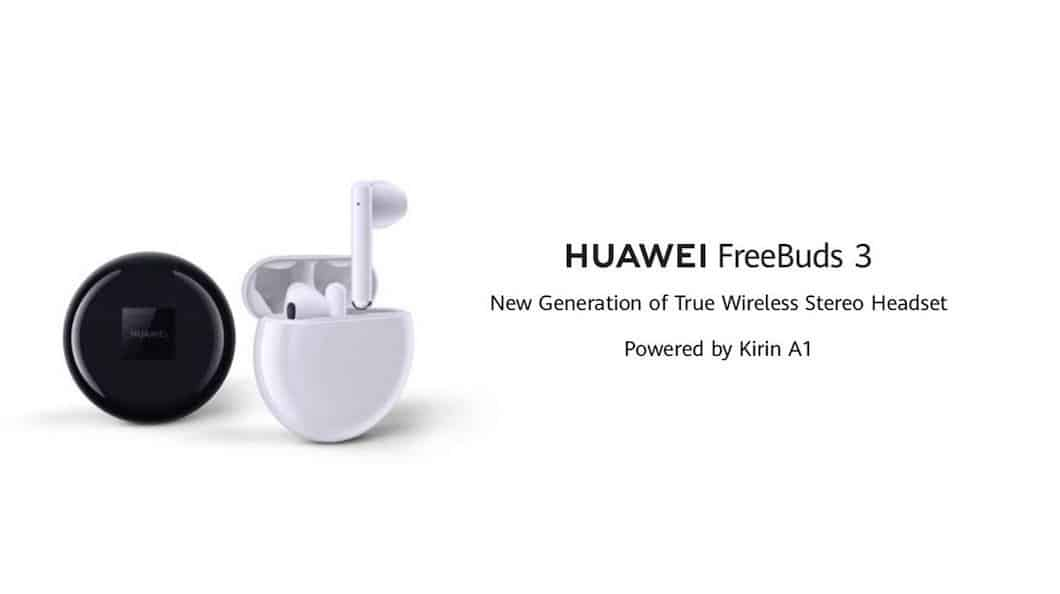 Huawei: per San Valentino arrivano le FreeBuds 3 rosse