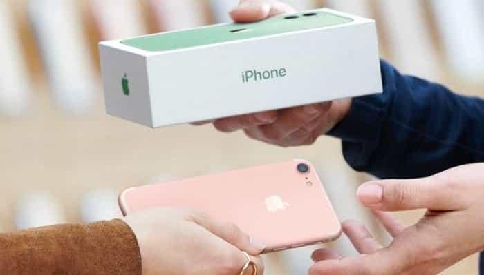 Apple taglia il valore dell'usato per la permuta