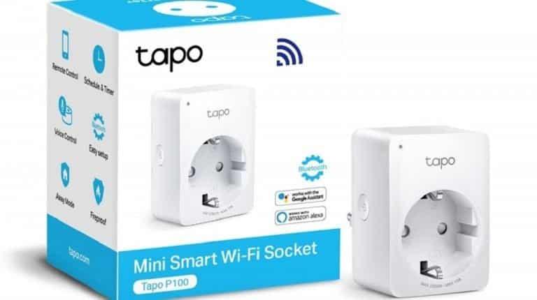 Controlla le prese di casa con Tapo P100 TP-Link
