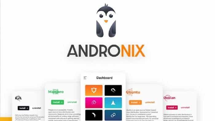 Come installare Linux su Android
