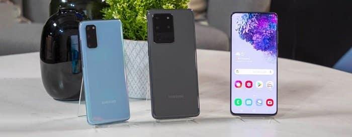 Samsung presenta Galaxy S20, S20+ e S20 Ultra 5G