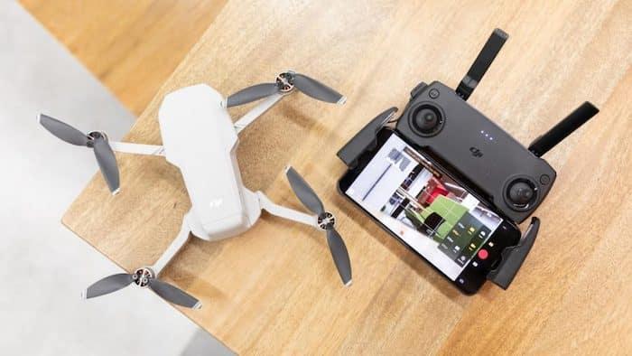 Recensione DJI Mavic Mini, il drone leggero e veloce