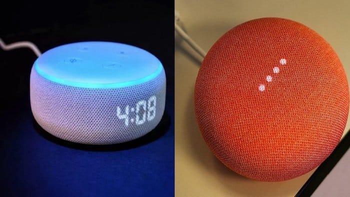 Amazon Echo Dot o Google Nest Mini? Il confronto tra speaker