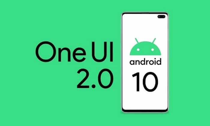One UI 2.0
