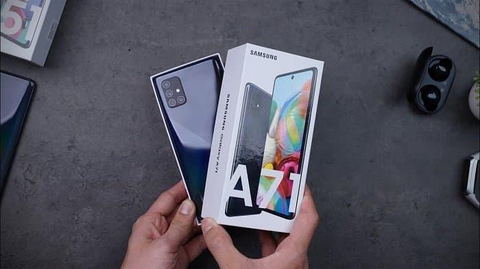 Recensione Samsung Galaxy A71