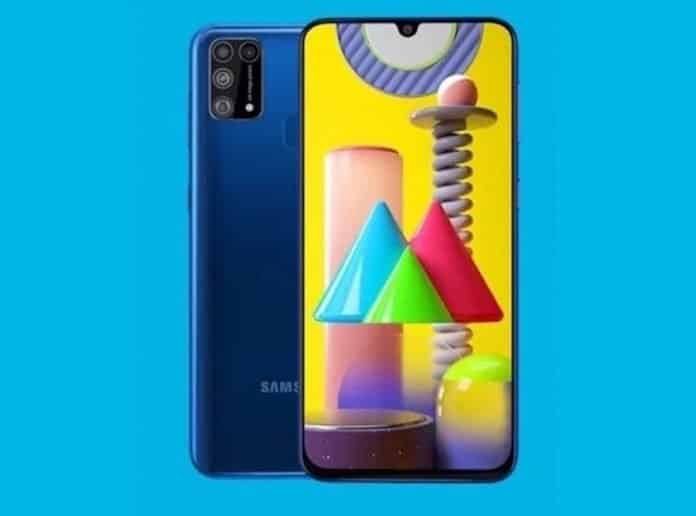 Samsung Galaxy M31 arriva oggi in Italia