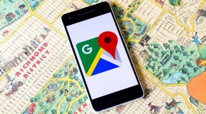 Come attivare il tachimetro su Google Maps