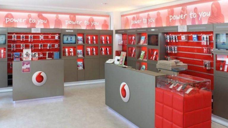 Vodafone lancia le offerte Giga Speed