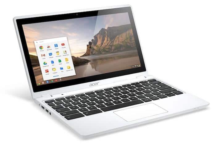 Come aumentare il livello di sicurezza di Chromebook