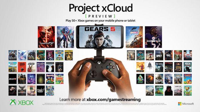 Continua l'espansione di Project xCloud con nuovi titoli